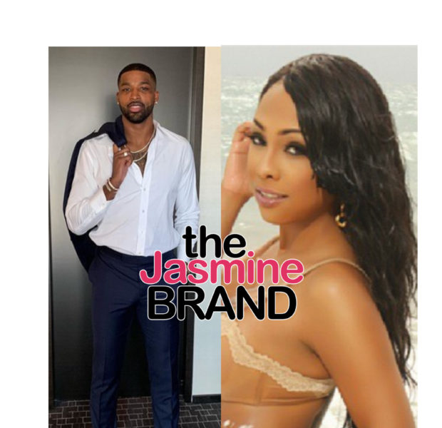 Tristan Thompson's Alleged Baby Mama Kimberly Alexander Denies Having Sex With Him One Time In 2012: I Didn't Even Know You Then