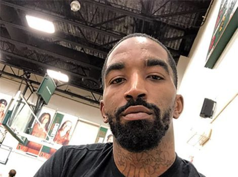 J.R. Smith Says He is 'Disappointed' With Himself After Altercation With Man Who Broke His Car Window During Protests
