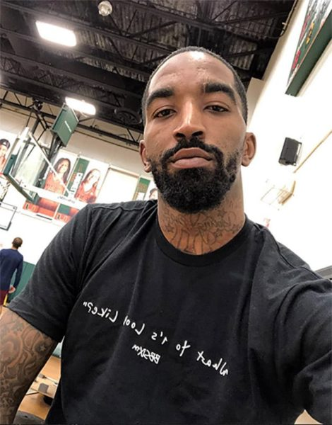J.R. Smith Slams Sports Outlet For Reposting A TikTok Suggesting He Was 'Off The Henny' During Class
