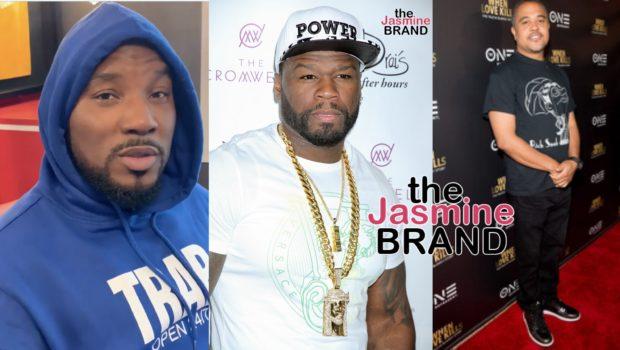 50 Cent Blasts Jeezy & Irv Gotti: You Owe Big Meech's Brother Money!