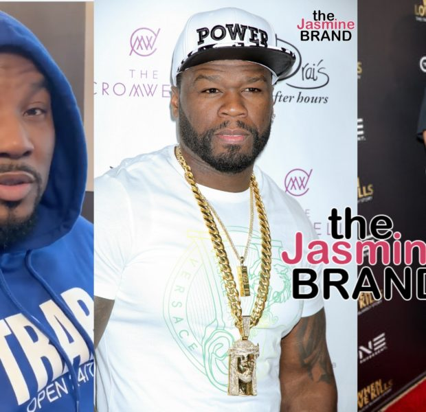 50 Cent Blasts Jeezy & Irv Gotti: You Owe Big Meech's Brother Money!