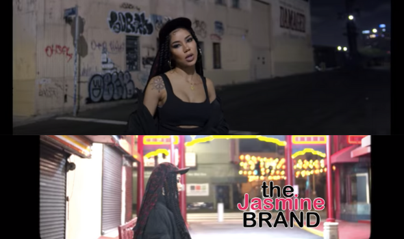 Jhené Aiko Gives '90s Vibes In Her 'One Way' Video [WATCH]