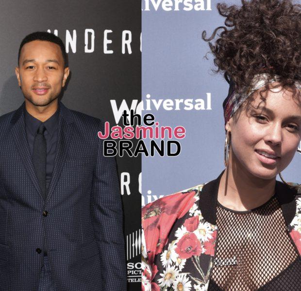 John Legend & Alicia Keys 'Verzuz' Battle Is Possibly In The Works