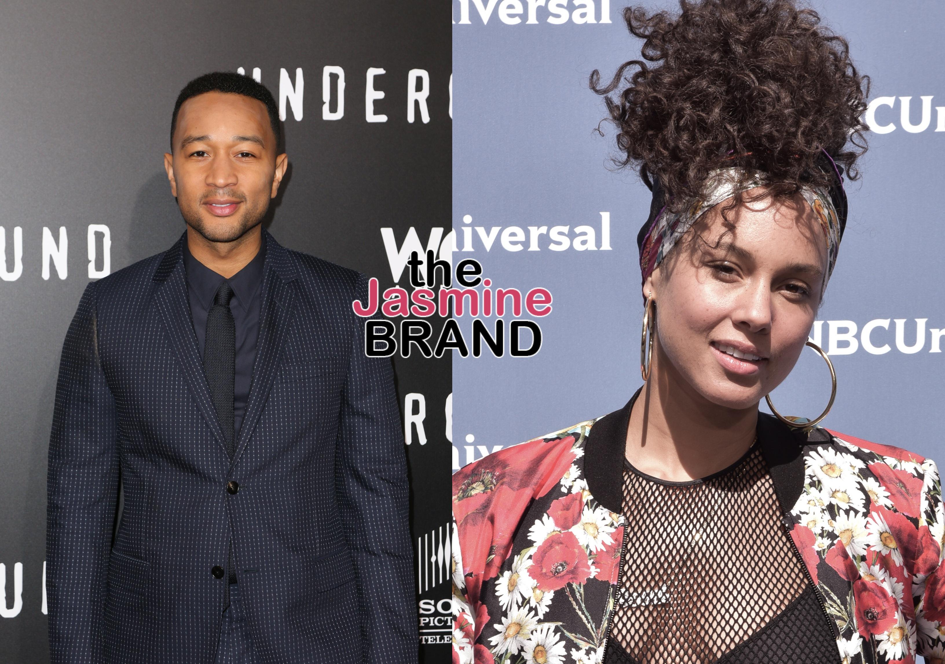 John Legend Alicia Keys Verzuz Battle Is Possibly In The Works Thejasminebrand