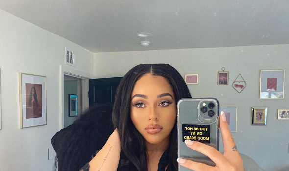 Jordyn Woods Is Living Her Best Life In New Selfies