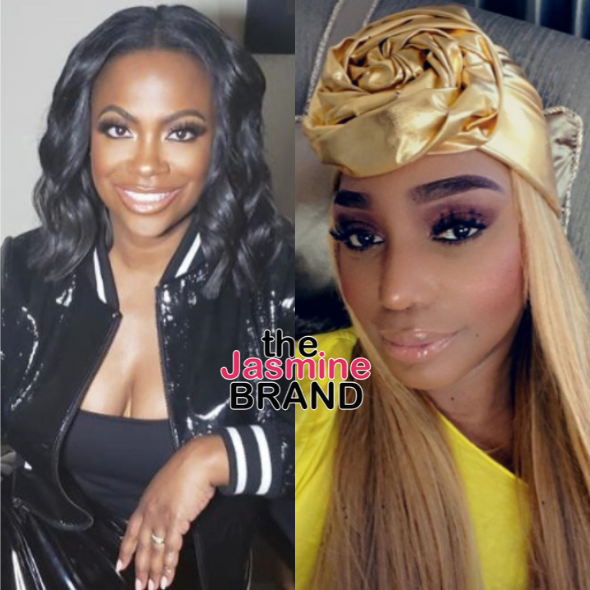 Kandi Burruss On Nene Leakes Seeing A Therapist After 'RHOA' Reunion 'Child Please!' Adds 'She's On A Damage Control Tour'