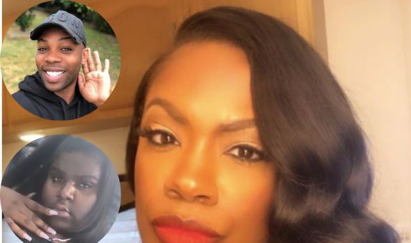 Kandi Burruss Releases New Music With Todrick Hall & Precious [LISTEN]