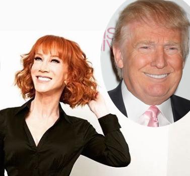 """Kathy Griffin Responds To Donald Trump's Diabetes Comment: """"F*ck Trump!"""""""