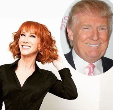 "Kathy Griffin Responds To Donald Trump's Diabetes Comment: ""F*ck Trump!"""