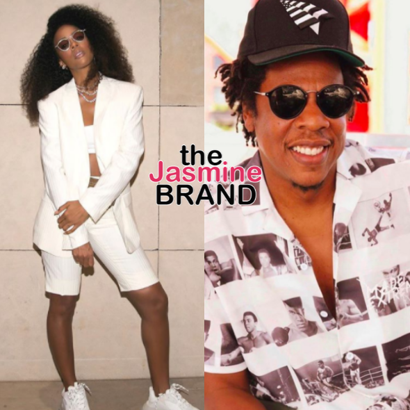 Kelly Rowland On Being Managed By Jay-Z's Roc Nation: It's Family, It Just Happened + Says Quarantine Delayed Her New Album