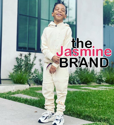 Kelly Rowland Shares Photos Of Adorable 5-Year-Old Son