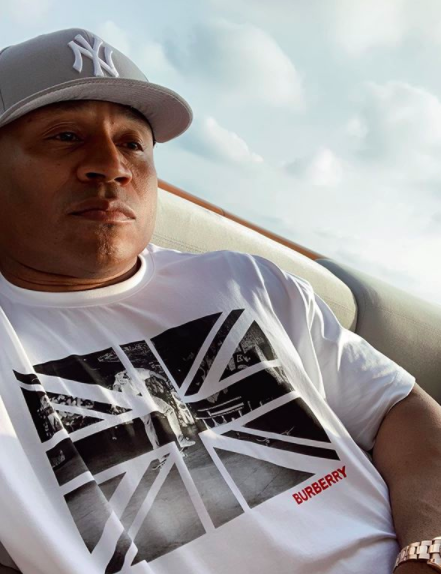 "LL Cool J Faces Backlash After Tweeting ""Imagine How People Raising Biracial Children Feel Right Now!"""