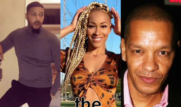 Lyfe Jennings & Peter Gunz Argue Over Amina Buddafly, Peter Tells Him: I'm An Extremely Hard Act To Follow