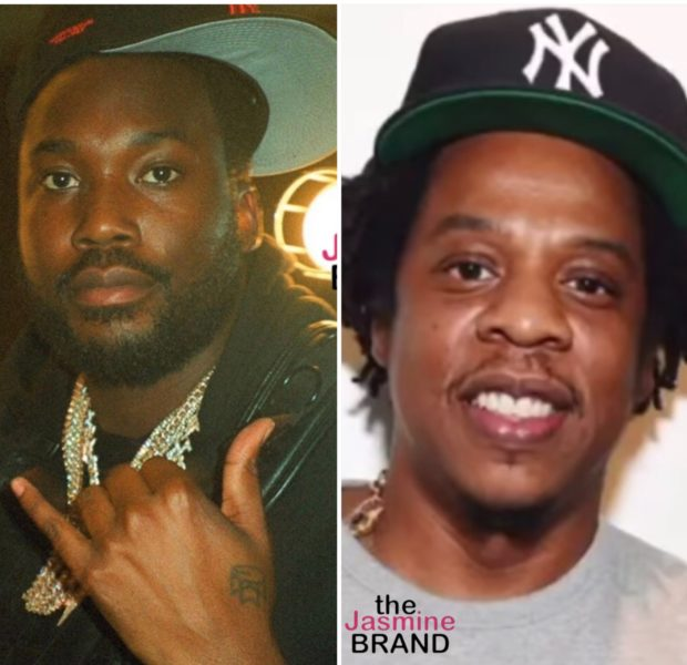 Meek Mill & Jay-Z's Organization To Provide Masks For Every Jail In The U.S.