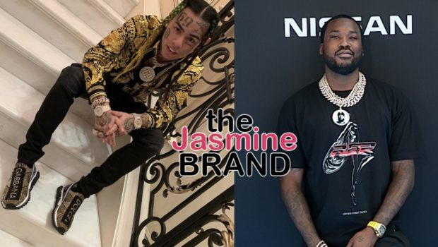 Meek Mill Calls Tekashi 6ix9ine A Rat & A Coward: You Need To Apologize To The People You Told On!