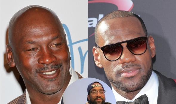 Michael Jordan's Son Marcus Jordan Addresses Ongoing GOAT Debate Between MJ & LeBron