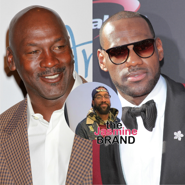 Michael Jordan's Son Marcus Jordan Addresses Ongoing GOAT Debate Between MJ & LeBron