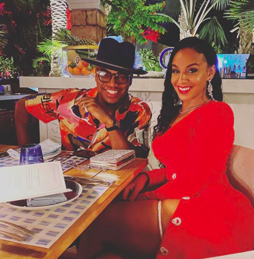NeYo Alludes To Getting Back w/ Wife Crystal Smith After Divorce Drama