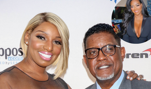 Kenya Moore Accuses Nene Leakes' Husband, Gregg, Of Cheating On Her With The Help