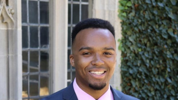 Nicholas Johnson Becomes Princeton's 1st Black Valedictorian