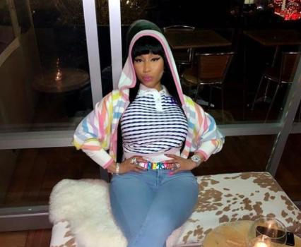 Nicki Minaj Jokes About Having Pregnancy Symptoms: Nausea & Peeing Nonstop! What Do You Think This Means?