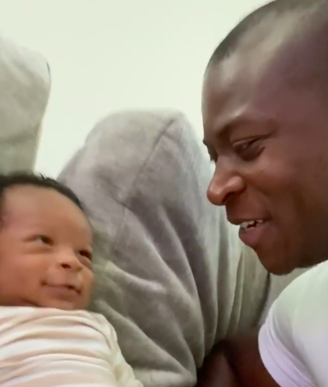 O.T. Genasis Sweetly Bonds w/ Baby Boy Ace [WATCH]