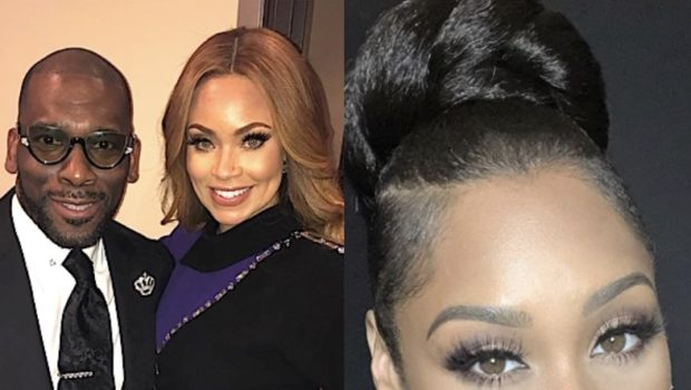'RHOP' Monique Samuels Alludes To Gizelle Bryant Having A Fake Relationship W/ Pastor Jamal Bryant