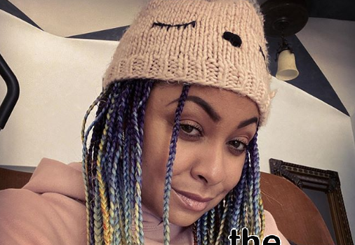 Raven Symone Says Taking Hiatus From Show Business Helped With Her Sexuality
