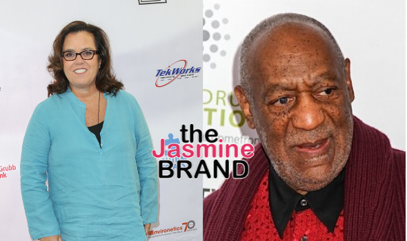 Rosie O'Donnell: Bill Cosby Sexually Harassed One Of My Producers! + His Lawyer Responds: This Is Just Another Attempt To Gain Attention