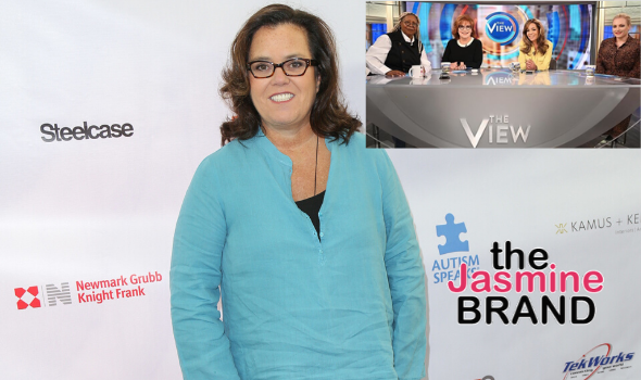 "Rosie O'Donnell Criticizes ""The View"": It's Been Dumbed Down A Lot"
