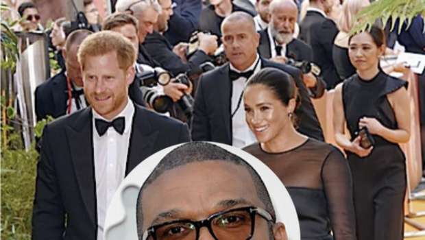 Meghan Markle & Prince Harry Live In Tyler Perry's $18 Million Beverly Hills Mansion