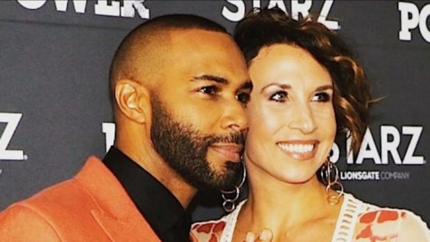 Omari Hardwick's Wife To Her White Counterparts Amid Ahmaud Arbery News: Confront Racism Or You're Part Of The Problem!