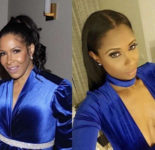 Sheree Whitfield Responds To Jennifer Williams' Claims That She Knows Jennifer's Alleged Car Thief: It's Hella Shady!
