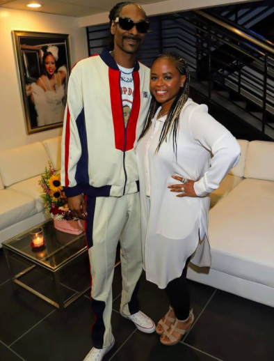 Snoop Dogg's Wife Jokes: Don't Ask Me For Relationship Advice, I Took The N***a Back 81 Times