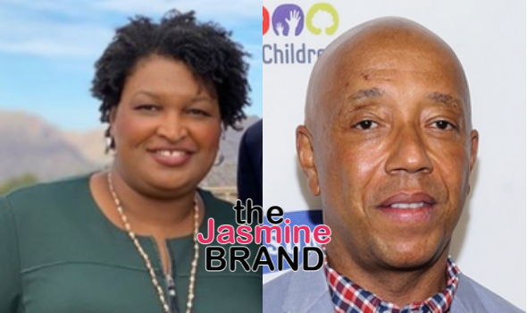 Russell Simmons Claims Stacey Abrams Will Be The Next VP According To 'Very Reliable Source'