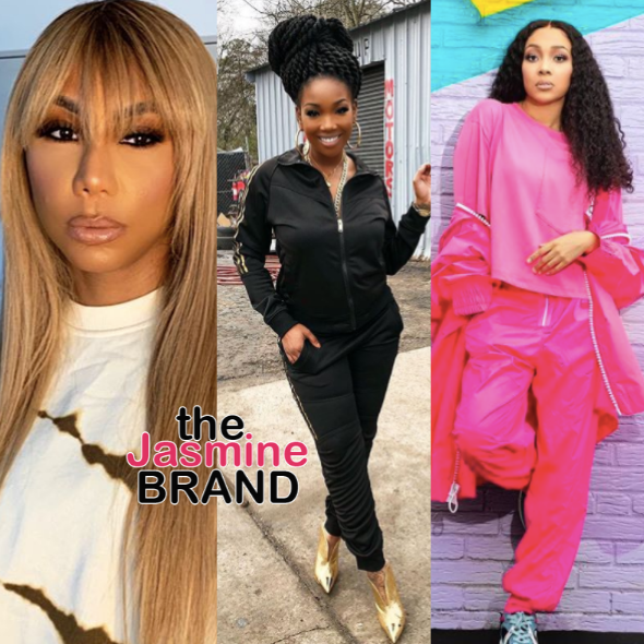 Tamar Braxton Weighs In On Brandy vs. Monica Battle: The Average Girl Can't Ride w/ Brandy On Their Best Day