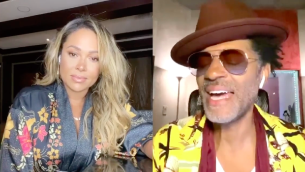 Watch Tamia & Eric Benet Perform Their Hit 'Spend My Life With You' On Social Media