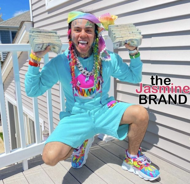 Tekashi 6ix9ine To Billboard: We Are Dominating The Streams By A Landslide!