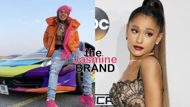 Ariana Grande Shuts Down Tekashi 6ix9ine's Accusations That She Cheated To Get Billboard's Hot 100 # 1 Spot