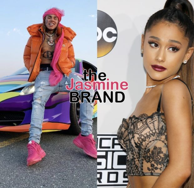 Ariana Grande Shuts Down Tekashi 6ix9ine's Accusations That She Cheated To Get Billboard's Hot 100 # 1 Spot