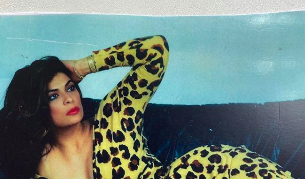 Tina Lawson Stuns In Throwback Photo