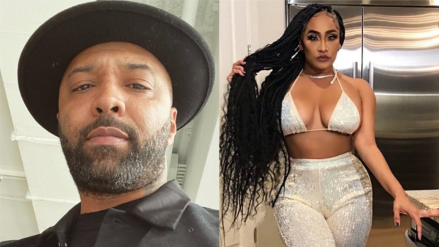 "Natalie Nunn Tells Joe Budden ""You're Such A F*cking B*tch"" & Threatens To Send Her Husband On Him, After He Criticizes Her [VIDEO]"