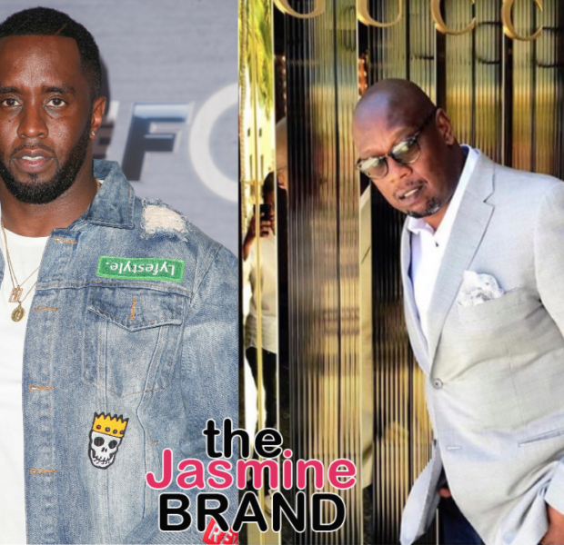 Diddy Breaks His Silence On Andre Harrell's Passing: I Can't Even Handle This [VIDEO]