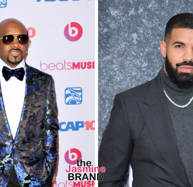 Jermaine Dupri Denies Stealing Drake's Dance Song: I Did Mine First!
