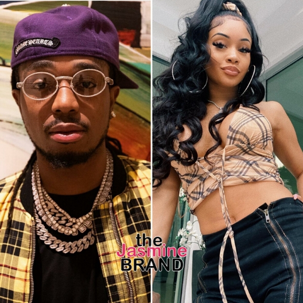 Quavo Says 'I Haven't Physically Abused Saweetie' As He Addresses Elevator Dispute