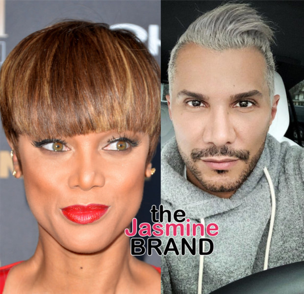 Tyra Banks – Former 'ANTM' Judge Jay Manuel On Recent Backlash Against Model: It's A Little Unfair But I Can't Really Defend Her