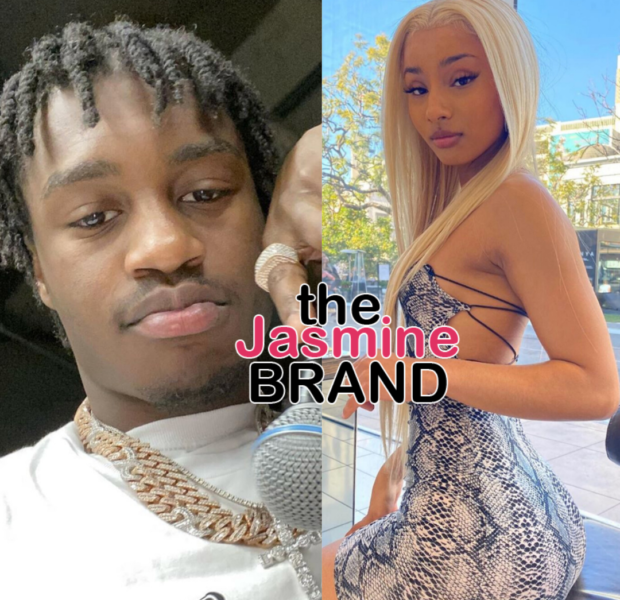 Rapper Rubi Rose Accused Of Calling Cops On Lil Tjay After He Allegedly Didn't Purchase Her Return Flight [VIDEO]