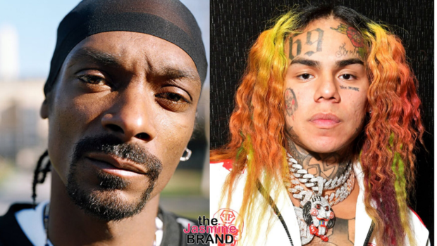 Snoop Dogg Responds To Tekashi 6ix9ine Calling Him A Rat: I Ain't Have Nothing To Do With Suge Knight Getting Time!
