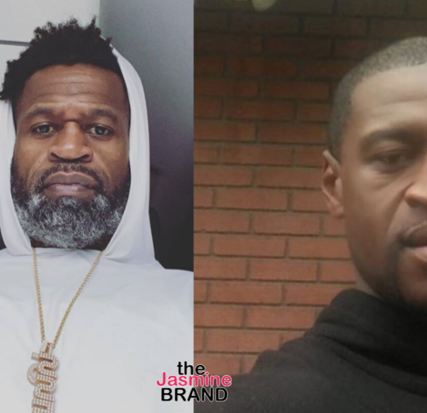 Former NBA Star Stephen Jackson Was Close Friends w/ Minnesota Man Who Died After Being Pinned Down By Police