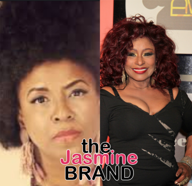 Chaka Khan: Please Pray For Singer Betty Wright! [VIDEO]